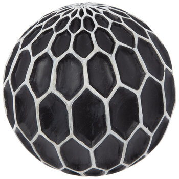 Carved Honeycomb Decorative Sphere