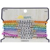 Rainbow Squad Bracelets