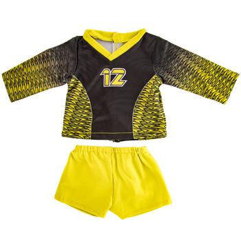 Volleyball Doll Uniform