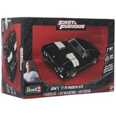 Dom's '71 Plymoth GTX Model Kit