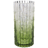 Green Ombre Bamboo Cup