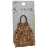 Leather Apron Pendant