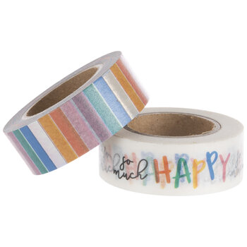 So Much Happy Washi Tape