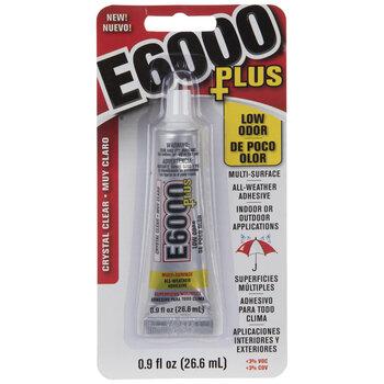 E6000 Plus Multi-Surface Adhesive