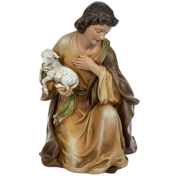 Shepherd Nativity Statue