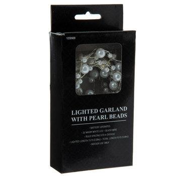 Pearl Beaded Lights