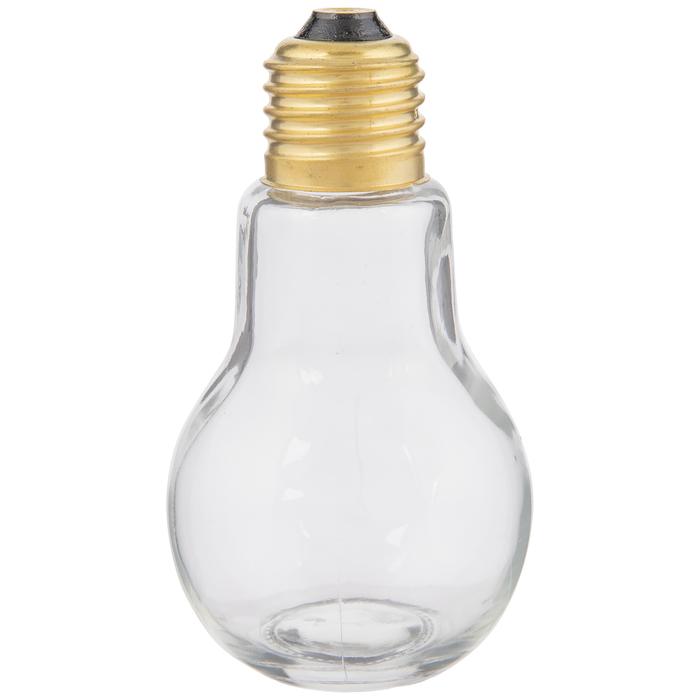 Light Bulb Glass Jar 3 5 Ounce Hobby Lobby 28117