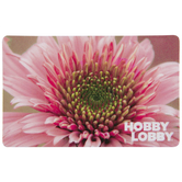 Pink Daisy Gift Card