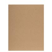 "Kraft Smooth Cardstock Paper - 8 1/2"" x 11"""
