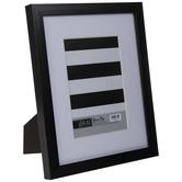 "Black Flat Frame - 5"" x 7"""