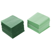 Green Tissue Squares