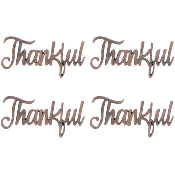 Thankful Metal Words