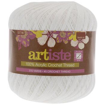 Artiste Acrylic Crochet Thread
