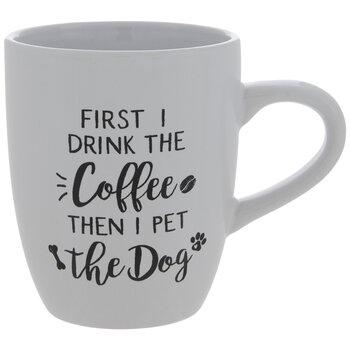 First Coffee Then Dog Mug