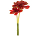 Red Succulent Pick