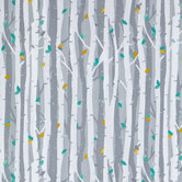 Birch Forest Cotton Calico Fabric