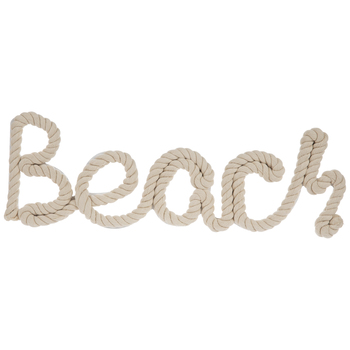 Beach Rope Wall Decor