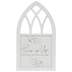This Is Us Cathedral Arch Wood Wall Decor
