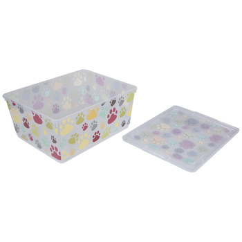 Pawprint Container