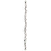 Smooth Cube Bead Strand - 6.1mm x 6.1mm