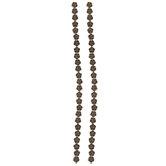 Flower Disc Bead Strands - 7.1mm x 7.6mm