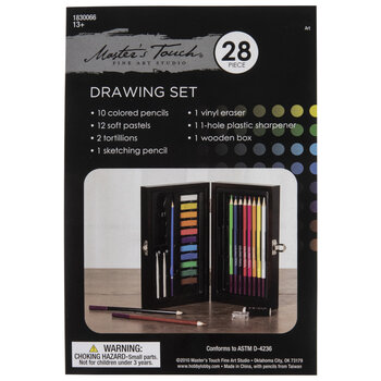 Drawing Set - 28 Pieces