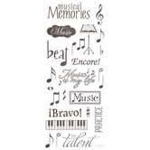 Musical Memories Stickers