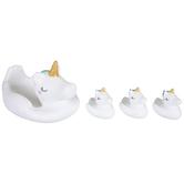 White Unicorn Water Toys