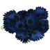 Blue Gerbera Daisy Bush
