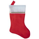 Red & White Stockings
