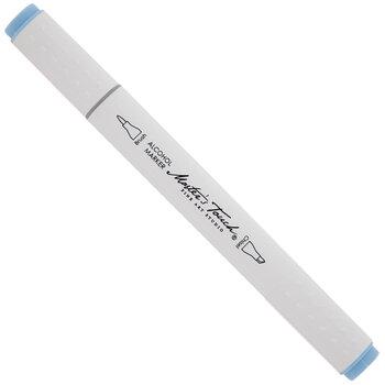 185 Pale Blue Light Twin Tip Alcohol Marker