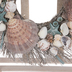Seashell & Branch Wreath
