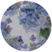 Hydrangea Floral Plate