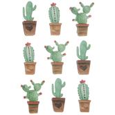 Cactus 3D Stickers