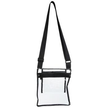 Transparent Crossbody Bag