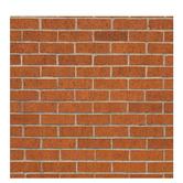 """Brick Wall Scrapbook Paper - 12"""" x 12"""""""