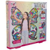 Butterfly Mural Design Set