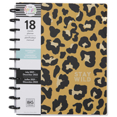 2021 - 2022 Jungle Vibes Big Happy Planner - 18 Months