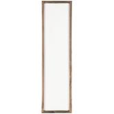 Whitewash Wood Wall Decor - Small