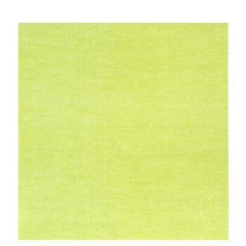 "Cool Lime Scrapbook Paper - 12"" x 12"""
