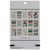 Home Life Foil Stickers