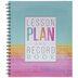 Watercolor Lesson Plan & Record Book
