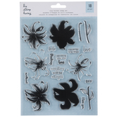 Lily Builder Clear Stamps