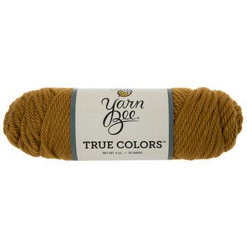 Amber Glow Yarn Bee True Colors Yarn