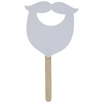 Santa Beard Craft Kit