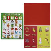 Christmas Icons Bingo