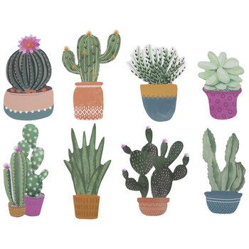 Cactus & Succulents Stickers