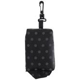 Black & Gray Polka Dot Tote Bag