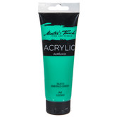 Emerald Green Master's Touch Acrylic Paint - 4.1 Ounce