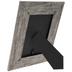 Silver & Black Angled Frame - 4